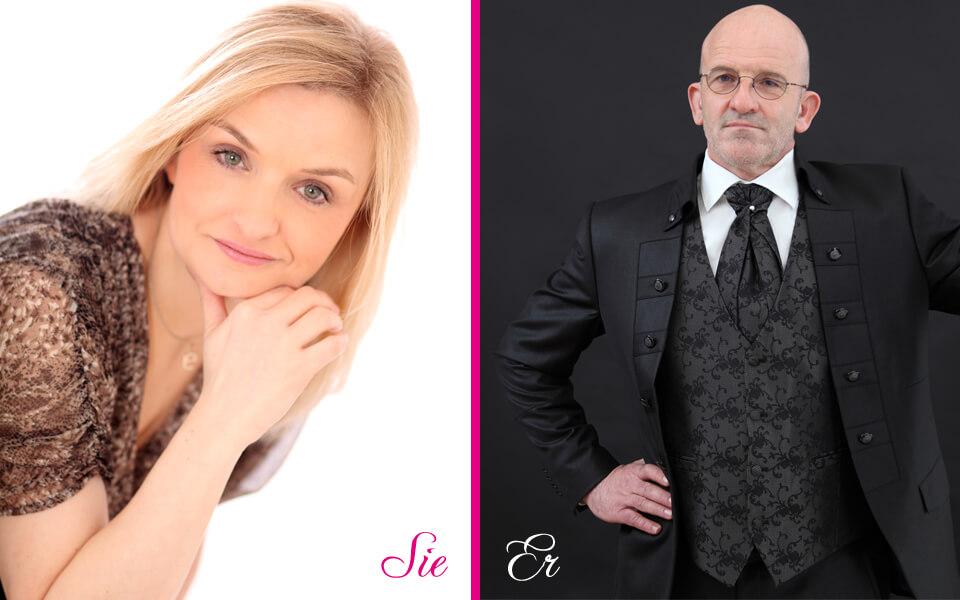 Portraitshooting für Sie oder Ihn, Frau oder Mann im trendsetter Fotostudio
