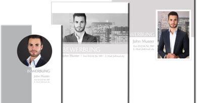 Kreative Bewerbungen mit auffallendem Deckblatt und beeindruckendem Bewerbungsfoto vom trendsetter Bewerbungsstudio Chemnitz Sachsen