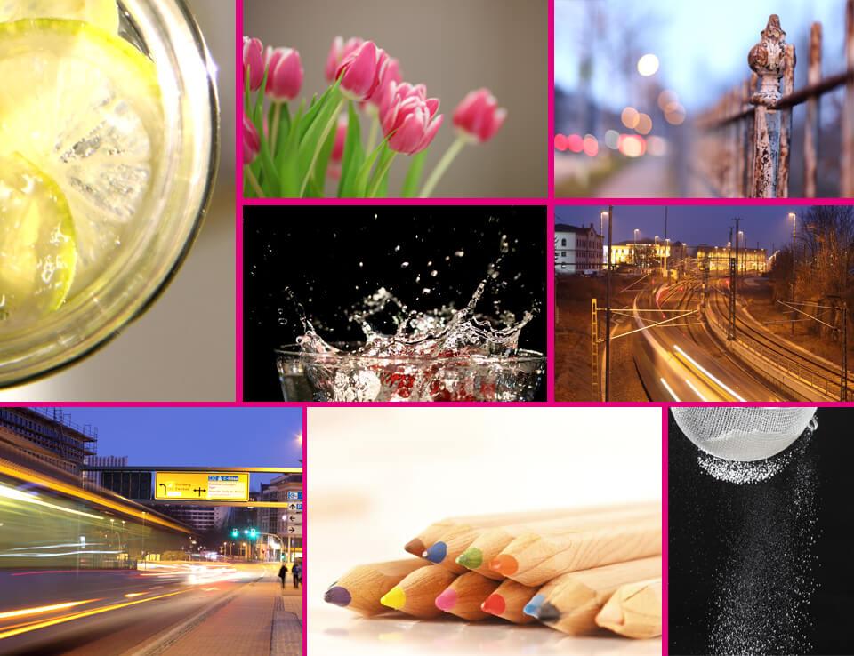 Fotografiekurse im trendsetter Studio - Grundkurs, Anfängerkurs, Outdoorkurs oder Tagesfotografiekurs