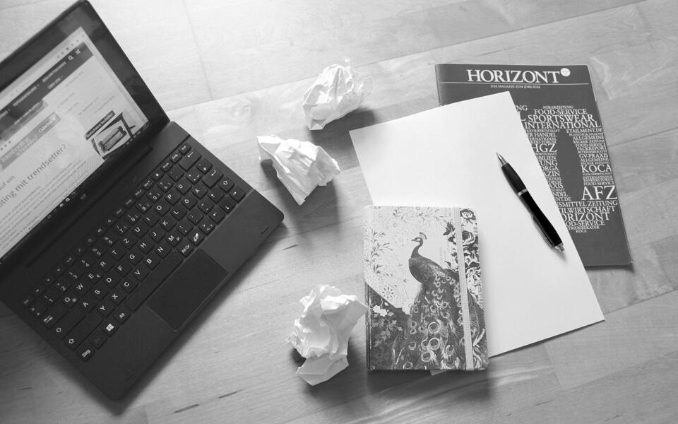 Mal wieder Lehre im Kopf beim Schreiben?