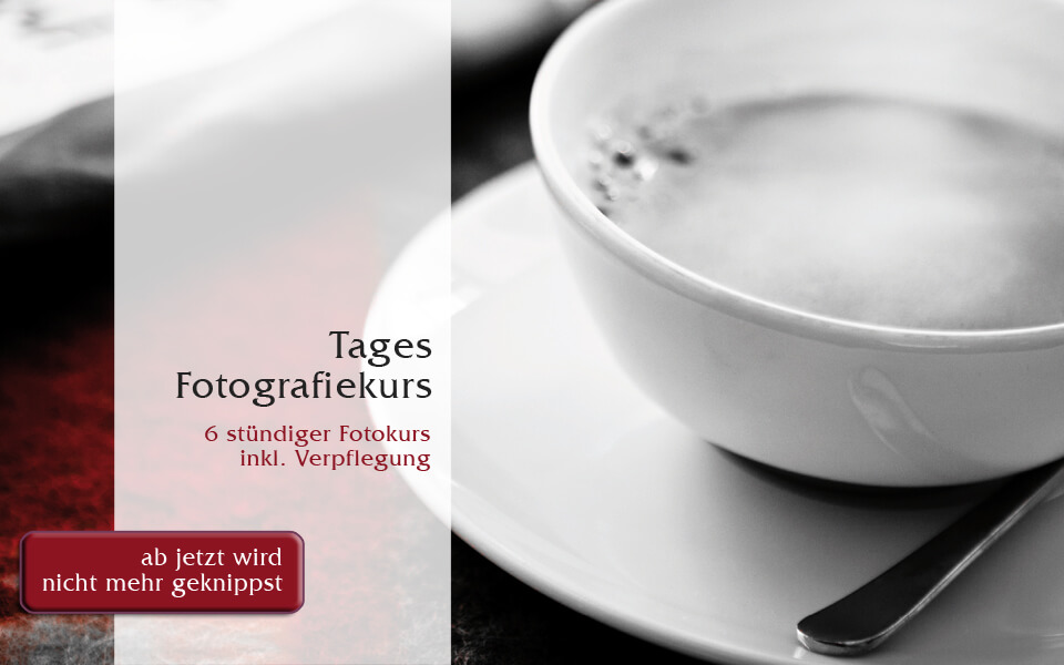 Tagesfotografiekurs im trendsetter Fotostudio Chemnitz Sachsen