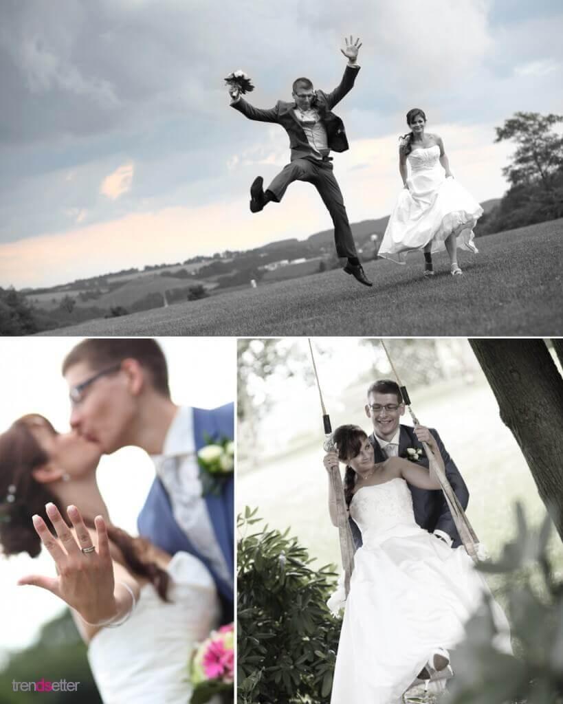 Hochzeitsfotografieangebot - alle digitalen Fotos inklusive