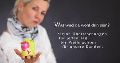 Adventskalender von trendsetter Fotostudio Chemnitz
