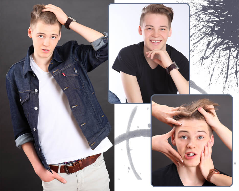 Jugendweihefotos im trendsetter Fotostudio Chemnitz