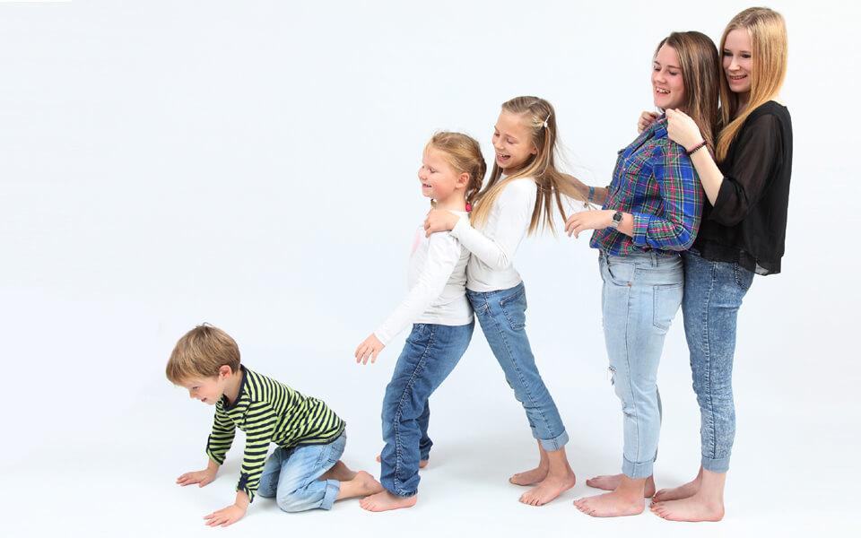 Familienfotografie im trendsetter Fotostudio Chemnitz Sachsen