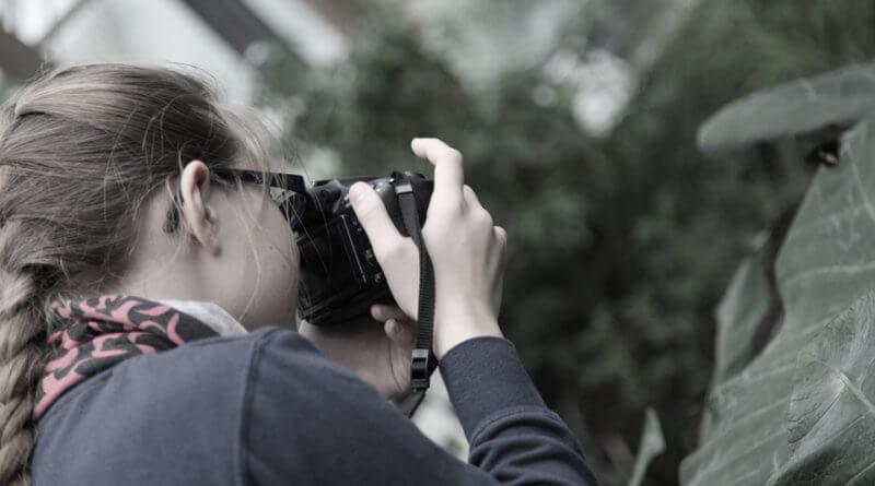 Fotografie-Seminar im Botanischen Garten Chemnitz mit Anett Weigelt von trendsetter