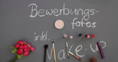 Bewerbungsfotos inkl. Make-up, trendsetter Studio