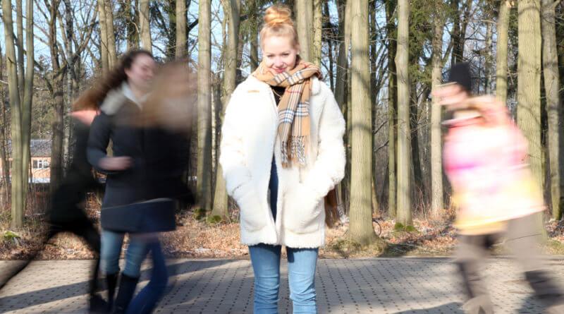 Fotografiekurs als Jugendprojekt vom trendsetter Studio
