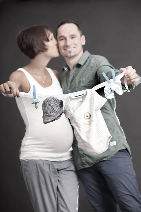 Babybauch Fotoshootings im trendsetter Studio