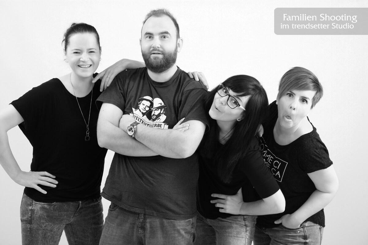 Familienfoto, Geschwisterfoto, Familenshooting