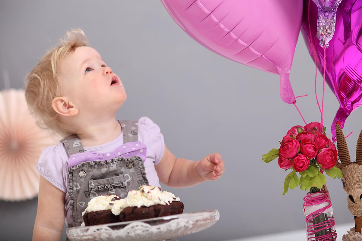 Capcake oder Tortenshooting in Chemnitz, Tortenfotoshooting im trendsetter Fotostudio zum 1., 2. oder 3. Geburtstag ist immer ein Erlebnis für Groß und Klein.