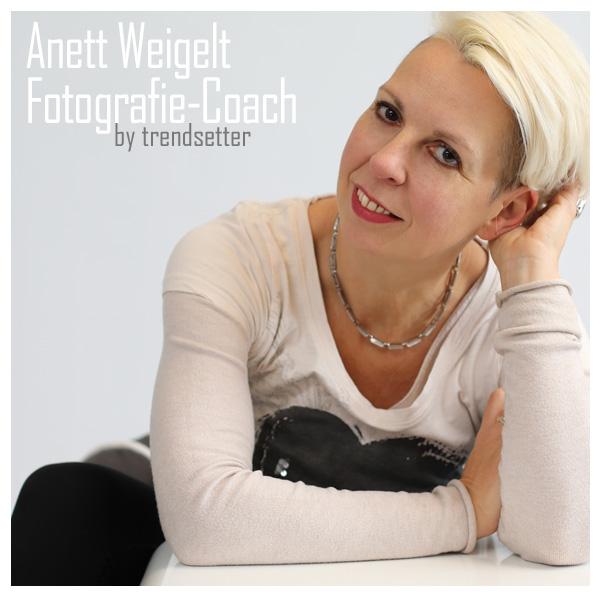 Anett Weigelt, Fotografie-Coach im trendsetter Fotostudio Chemnitz