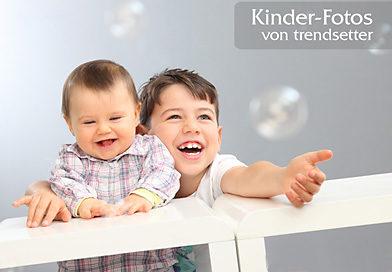 Kindershooting im Fotostudio mit Spaß, Spiel und Spannung fühlen sich Kinder auch vor der Kamera wohl.